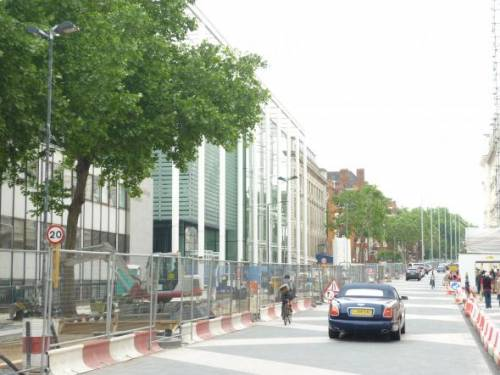 Imperial College London - Exhibition Road
