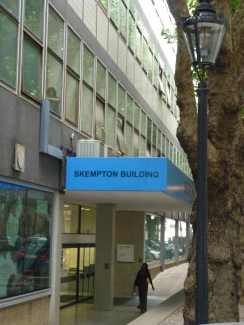 Imperial College London - Skempton Building