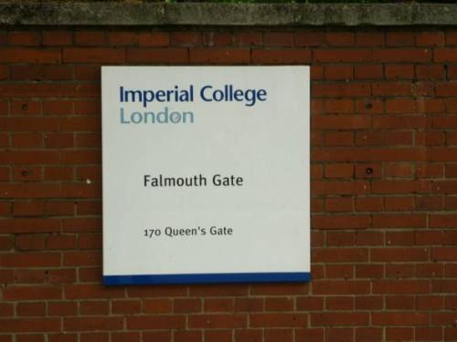 Imperial College London - Falmouth Gate