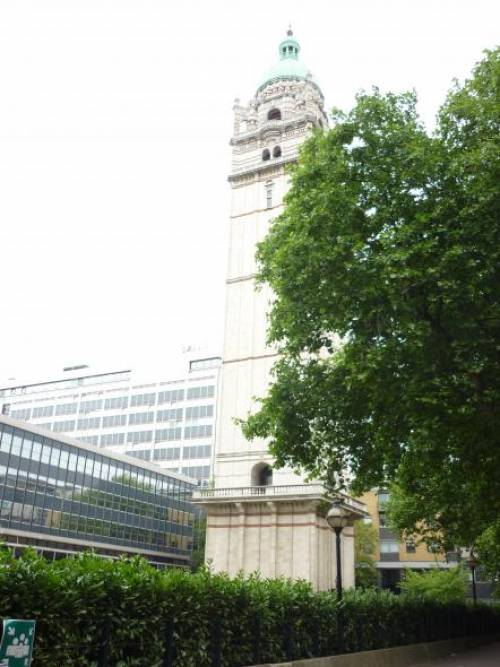 Imperial College London - Queen's Tower